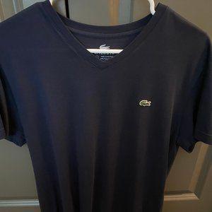 Lacoste Men's V neck t-shirt